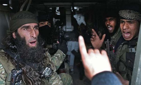 Turkish backed Syrian-mercenaries-in-Nagorno-Karabakh