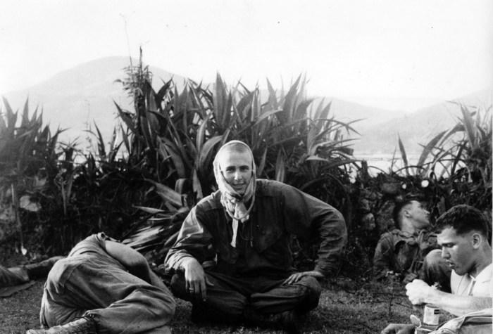 """""""Snuffy"""" Bob Bayer, WIA Vietnam"""