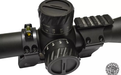 Cadex Defence Unitized Scope Rings | The Apologizer Build