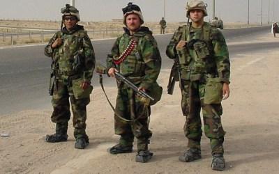 That Battle Rattle Burden: Lugging the Loadout