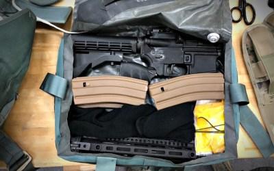 Meet The USAF AR Style Survival Gun – the GAU-5A
