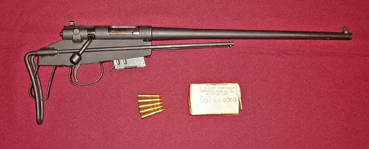 M4 Survival Rifle - WWII.