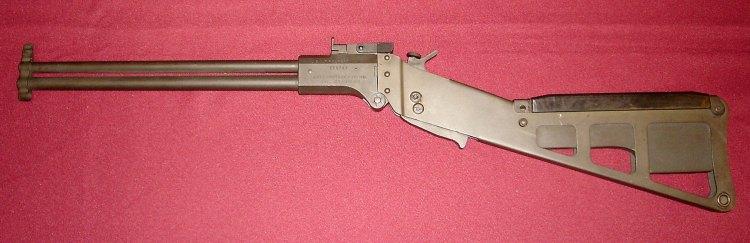 M6 Survival Rifle - USAF survival kit.