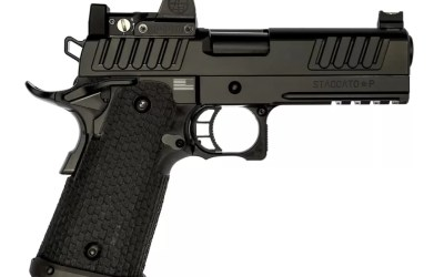 STACCATO 2011: STI guns have a (sorta) new name
