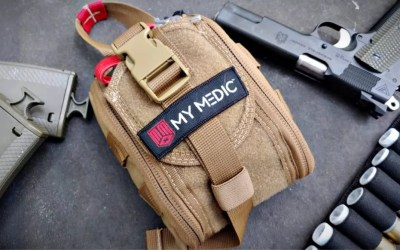 Range Medic Kit – Stop the Bleeding with My Medic