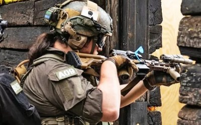 In4med-16: A DARC grad's Close Quarters Carbine