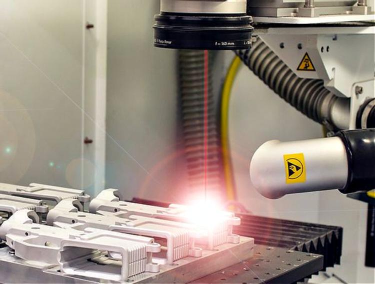 DRG Manufacturing laser