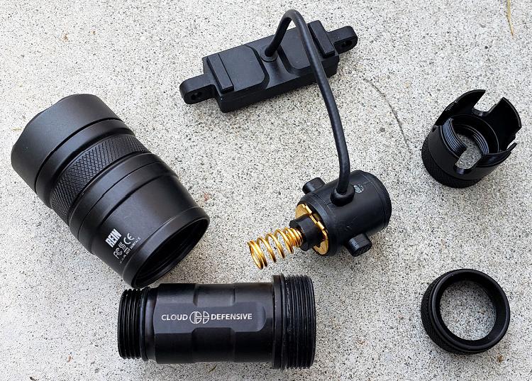 REIN Micro Complete kit.