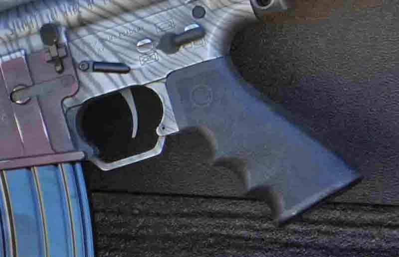 Hogue AR15 grip