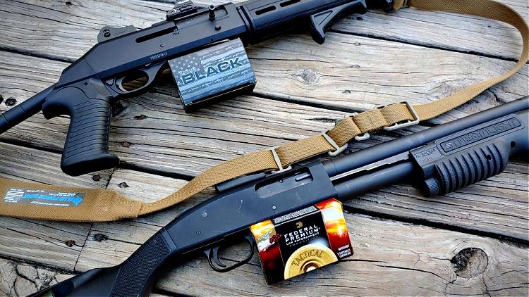 Hornady Black vs Federal Premium buckshot