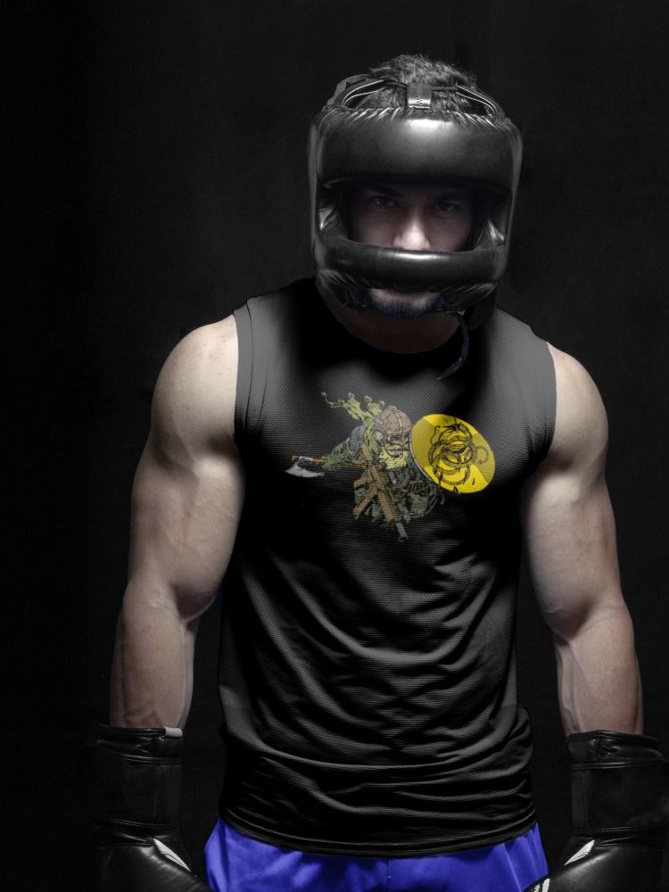 Warrior shirts for a warrior ethos