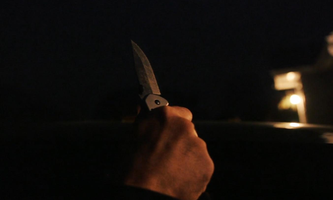 Ryan Hoover defense against blades