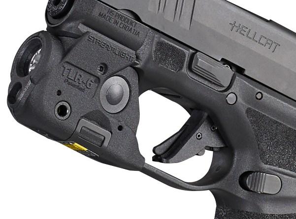 Springfield Hellcat Weapon Light