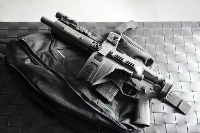 Law Tactical Folding Adapter