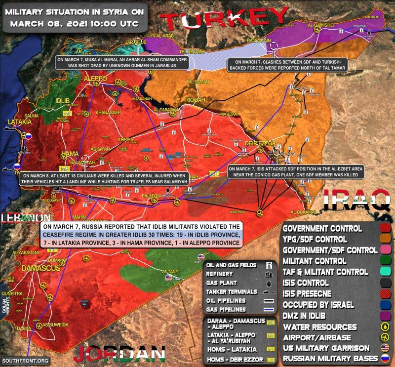 Syria-Civil-War-map