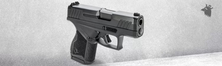 Taurus G4X Micro Compact 9mm concealed carry pistol