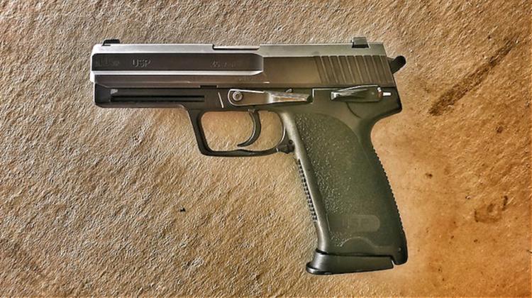 Heckler & Koch USP .45