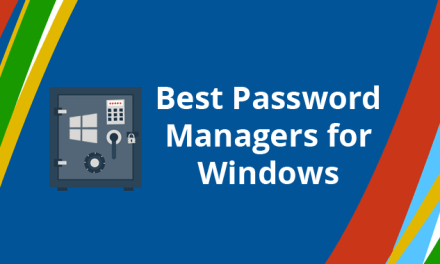 Best Password Managers for Windows