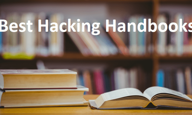 5 Best Hacking Books 2021 [Updated]
