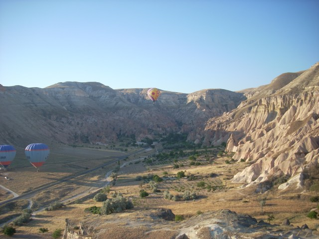 dawn, Kapadokya