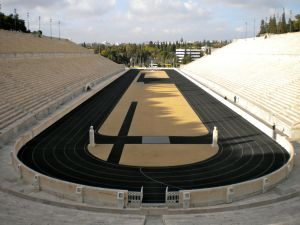 Olympic Stadium (old one)