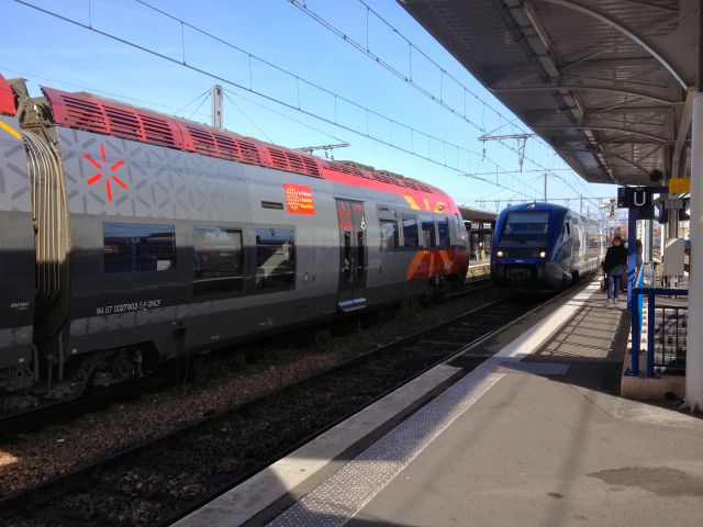 Slow Train from Albi