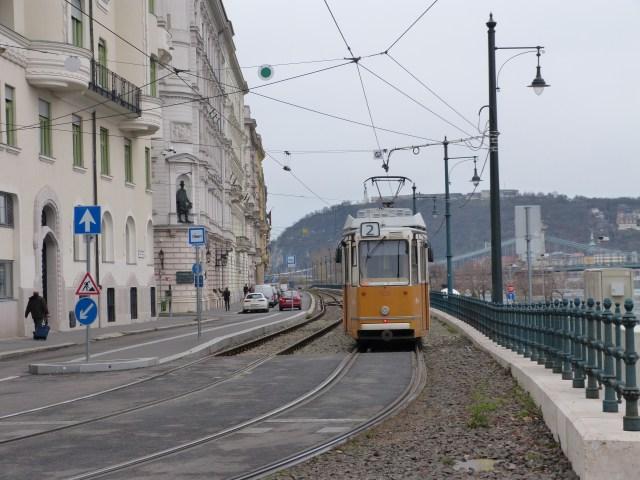 Budaperst № 2 Line