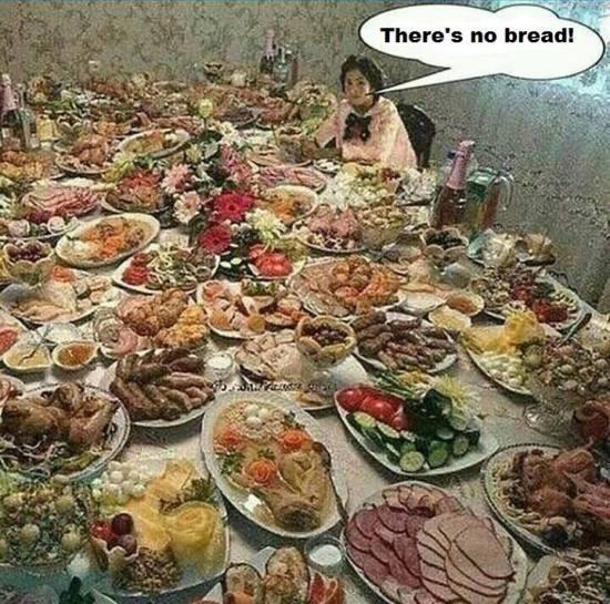 no-bread