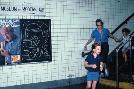 Keith-Haring-Chalk-Street-Art