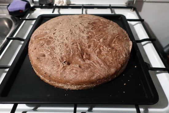 bread looks like moon