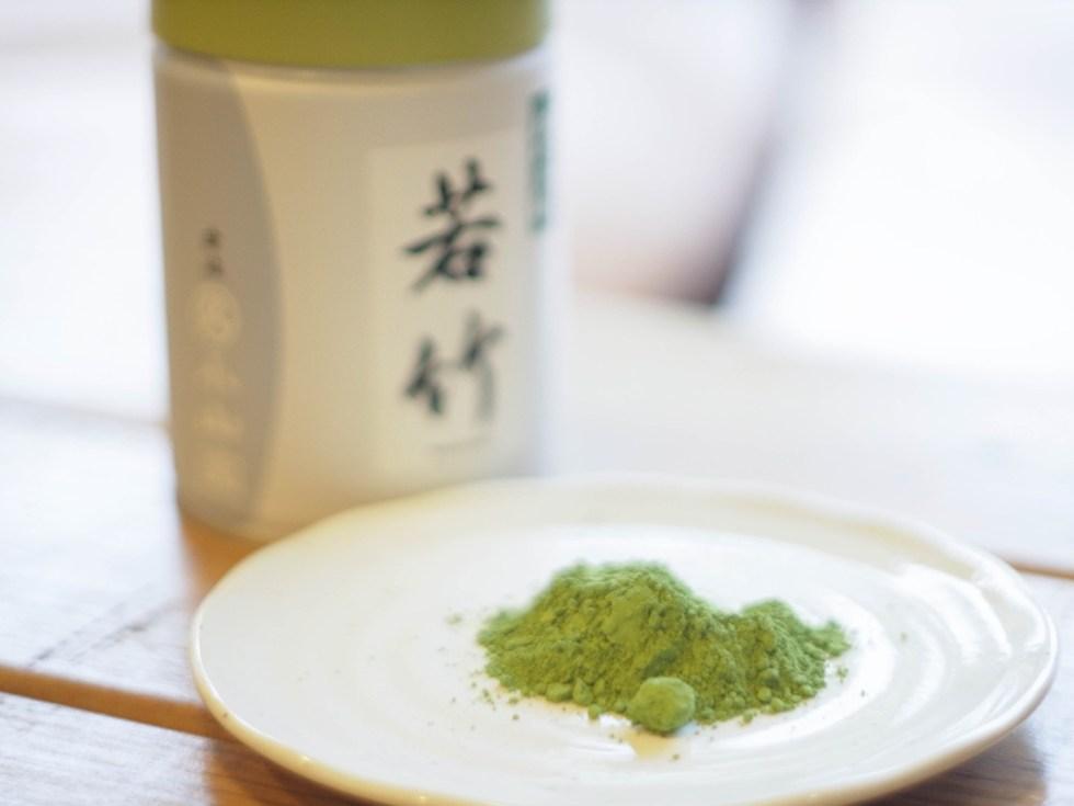 宇治金時 | 嚴格把關選用 小山園若竹 ,過去只提供給日本皇室的抹茶