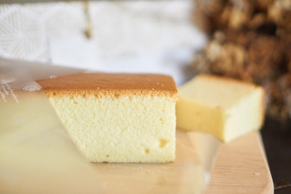 蛋糕舖 | 原味綿蛋糕 | 長條