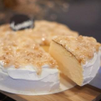 鳳梨輕乳酪 | 鳳梨蛋糕 | 乳酪蛋糕