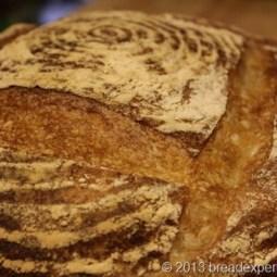 Baking Bread in a Cloche on Saturday