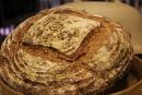 10 Percent Whole Wheat Saturday Bread