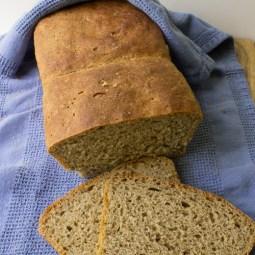 L'Otto di Merano | Italian Einkorn Rye Bread  #BreadBakingBabes
