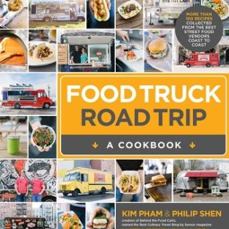 Butternut Squash and Apple Bisque: Food Truck Road Trip #BookReview