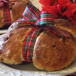 Red Ribbon Gift Loaf — Bread Gifts