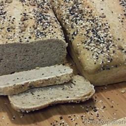 No Knead Seven-Grain Bread with Spelt