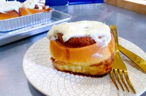 Cinnamon Roll Course