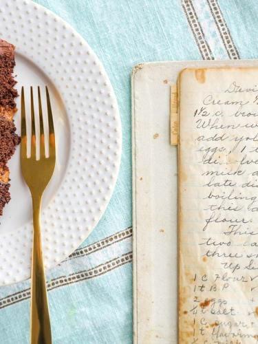 Great-Grandma's Devil's Food Cake Recipe