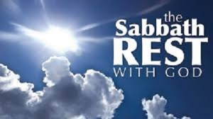 Sabbath Rest With God