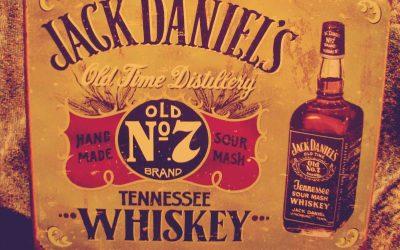 Whiskey und Liköre