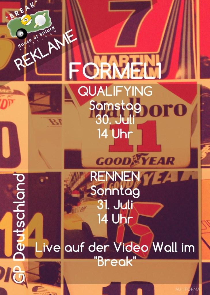 F1 Deutschland