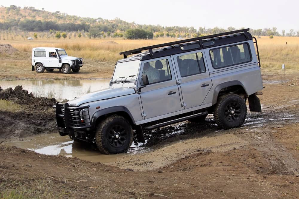 What We Know About The New Land Rover Defender