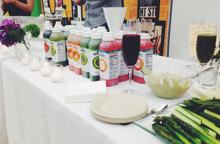 MindBodyGreen HQ Event with SmartyPants