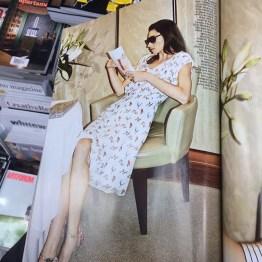 Tara in Italian Vogue