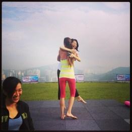 Tara Stiles expanding around the globe: Singapore