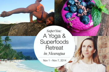 superfoods yoga retreat